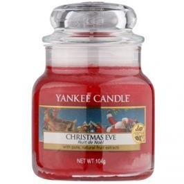 Yankee Candle Christmas Eve vonná svíčka 104 g Classic malá