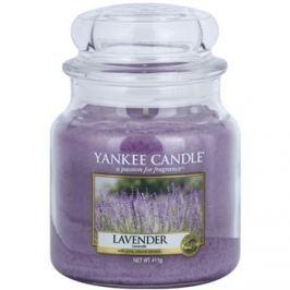 Yankee Candle Lavender vonná svíčka 411 g Classic střední