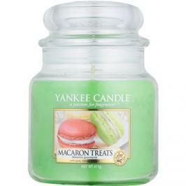 Yankee Candle Macaron Treats vonná svíčka 411 g Classic střední