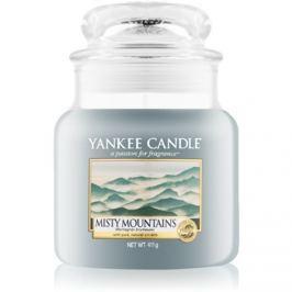 Yankee Candle Misty Mountains vonná svíčka 411 g Classic střední
