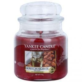 Yankee Candle Moroccan Argan Oil vonná svíčka 411 g Classic střední