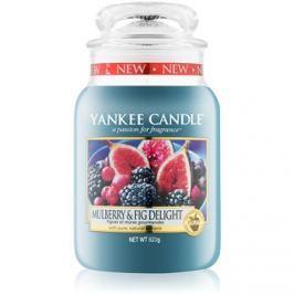 Yankee Candle Mulberry & Fig vonná svíčka 623 g Classic velká