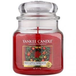 Yankee Candle Red Apple Wreath vonná svíčka 411 g Classic střední