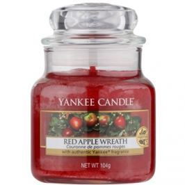 Yankee Candle Red Apple Wreath vonná svíčka 104 g Classic malá