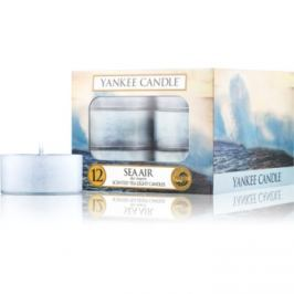 Yankee Candle Sea Air čajová svíčka 12 x 9,8 g