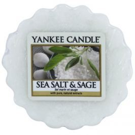 Yankee Candle Sea Salt & Sage vosk do aromalampy 22 g