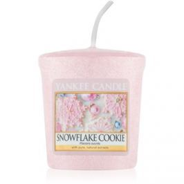 Yankee Candle Snowflake Cookie votivní svíčka 49 g