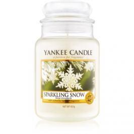 Yankee Candle Sparkling Snow vonná svíčka 623 g Classic velká