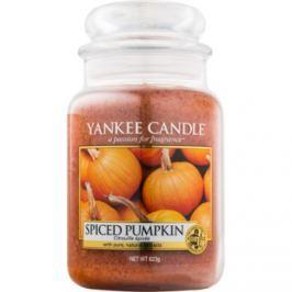Yankee Candle Spiced Pumpkin vonná svíčka 623 g Classic velká