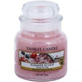 Yankee Candle Summer Scoop vonná svíčka 104 g Classic malá