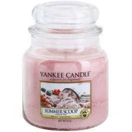 Yankee Candle Summer Scoop vonná svíčka 411 g Classic střední