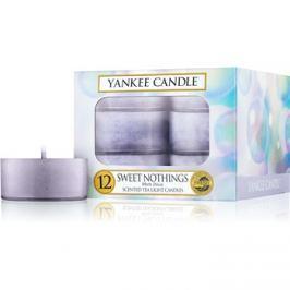 Yankee Candle Sweet Nothings čajová svíčka 12 x 9,8 g