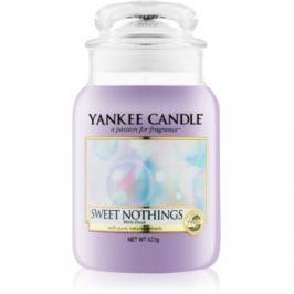 Yankee Candle Sweet Nothings vonná svíčka 623 g Classic velká