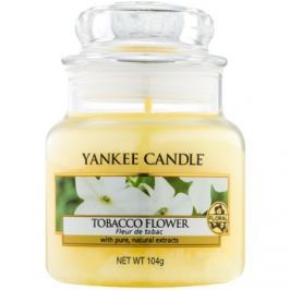 Yankee Candle Tobacco Flower vonná svíčka 104 g Classic malá