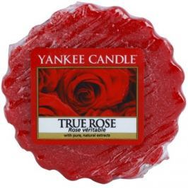 Yankee Candle True Rose vosk do aromalampy 22 g