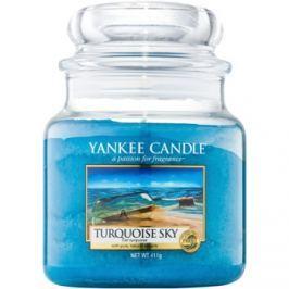 Yankee Candle Turquoise Sky vonná svíčka 411 g Classic střední