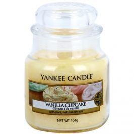 Yankee Candle Vanilla Cupcake vonná svíčka 104 g Classic malá