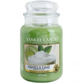 Yankee Candle Vanilla Lime vonná svíčka 623 g Classic velká