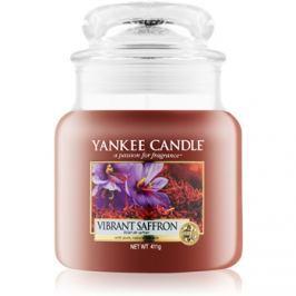 Yankee Candle Vibrant Saffron vonná svíčka 411 g Classic střední