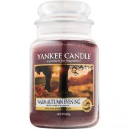 Yankee Candle Warm Autumn Evening vonná svíčka 623 g Classic velká