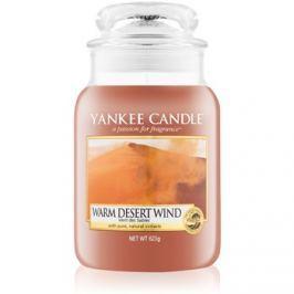 Yankee Candle Warm Desert Wind vonná svíčka 623 g Classic velká