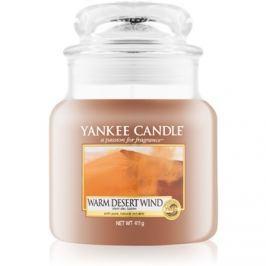 Yankee Candle Warm Desert Wind vonná svíčka 411 g Classic střední