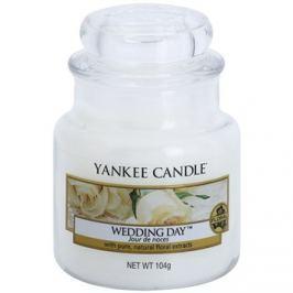 Yankee Candle Wedding Day vonná svíčka 104 g Classic malá