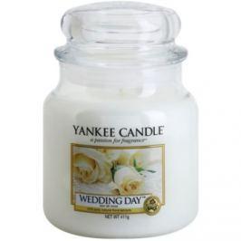 Yankee Candle Wedding Day vonná svíčka 411 g Classic střední