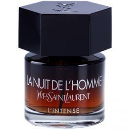 Yves Saint Laurent La Nuit de L'Homme L'Intense parfémovaná voda pro muže 60 ml