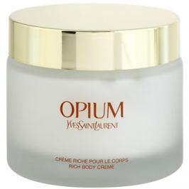 Yves Saint Laurent Opium 2009 tělový krém pro ženy 200 ml