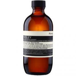 Aésop Skin Parsley Seed jemný čisticí gel pro všechny typy pleti  200 ml