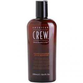 American Crew Classic čisticí šampon pro každodenní použití  250 ml