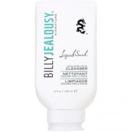 Billy Jealousy Signature Liquid Sand exfoliační čisticí gel  236 ml