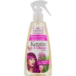 Bione Cosmetics Keratin + Chinin bezoplachový kondicionér  260 ml
