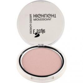 E style Professional Highlight kompaktní pudrový rozjasňovač odstín 03 Pink Haze 12 g