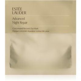 Estée Lauder Advanced Night Repair hydratační maska na oční okolí  4 ks