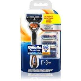 Gillette Fusion Proglide Flexball holicí strojek + náhradní břity  3 ks