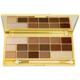 Makeup Revolution I ♥ Makeup Naked Chocolate zázračná paleta očních stínů  22 g
