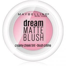 Maybelline Dream Matte Blush matná krémová tvářenka odstín 40 Mauve Intrigue 6 g