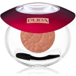 Pupa Collection Privée oční stíny odstín 001 Luxury Copper 2 g