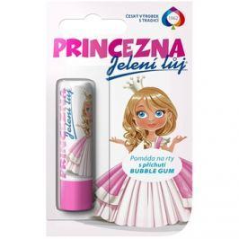 Regina Princess jelení lůj pro děti (Bubble Gum) 4,8 g
