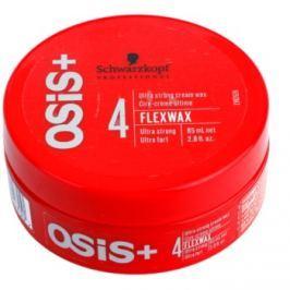 Schwarzkopf Professional Osis+ FlexWax krémový vosk ultra silná fixace  85 ml