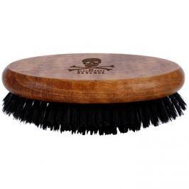The Bluebeards Revenge Accessories kartáč na vlasy z bukového dřeva a štětin z divočáka