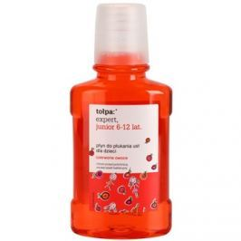 Tołpa Expert Junior 6-12 ústní voda pro děti příchuť Red Fruits 250 ml