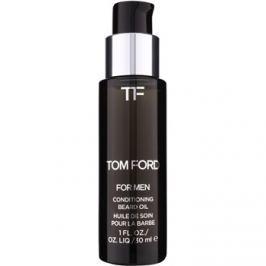 Tom Ford For Men olej na vousy s vůní květu pomerančovníku  30 ml