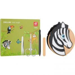 Zwilling Kids Jungle manikúrní set pro děti  4 ks