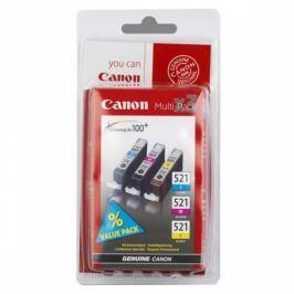 Canon CLI-521 C/M/Y - originální (2934B007)