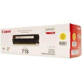 Canon CRG-718Y, 2900 stran (2659B002)