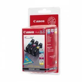 Canon CLI-526 C/M/Y, 340 stran - originální (4541B006)