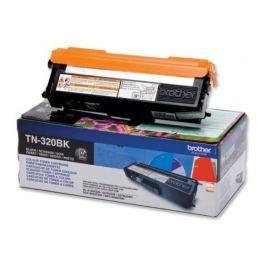 Brother TN-320BK, 2500 stran - originální (TN320BK)
